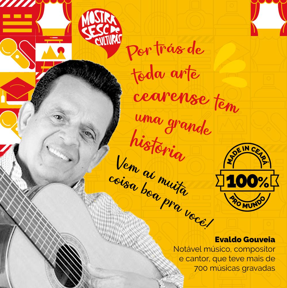 Sentimental demais: Evaldo Gouveia e seu talento para  compor sucessos